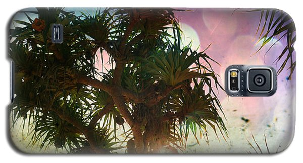 Pandanus Galaxy S5 Case by Therese Alcorn