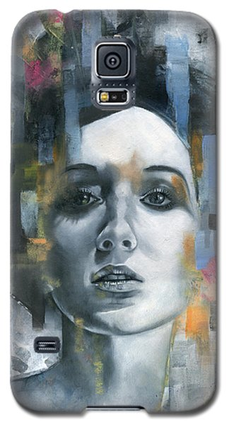 Portraits Galaxy S5 Case - Pandora by Patricia Ariel