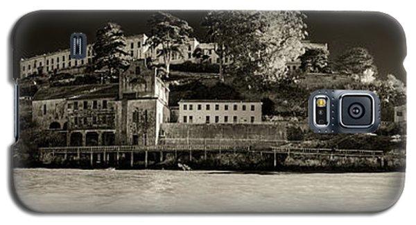 Panorama Alcatraz Up Close Galaxy S5 Case