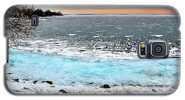 Panorama Freeze - Horsey Bay - Kingston - Canada Galaxy S5 Case