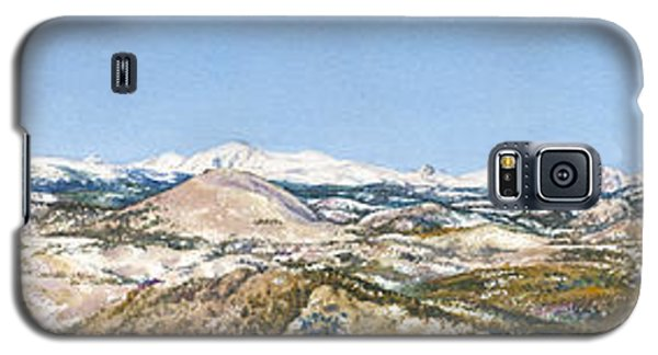 Panorama From Flagstaff Mountain Galaxy S5 Case