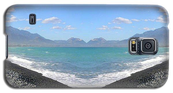 Panorama Lake Galaxy S5 Case