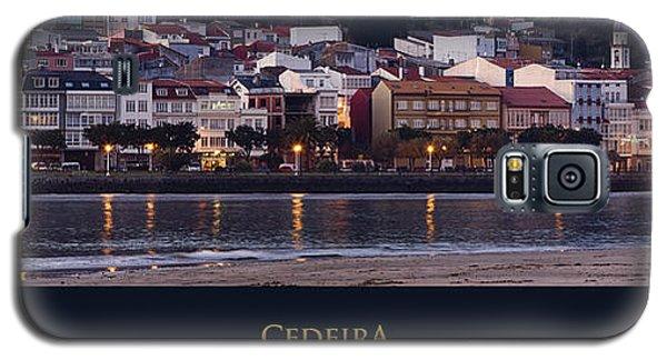 Panorama Of Cedeira Galicia Spain Galaxy S5 Case
