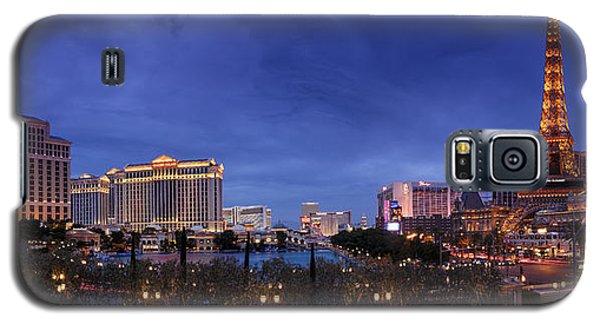 Panorama Of Las Vegas Galaxy S5 Case