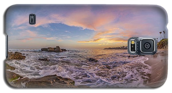 Panorama The Whole Way Round The Cove Galaxy S5 Case