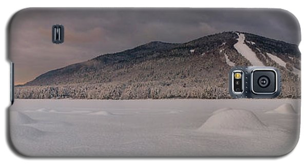 Panoramic Of Shawnee Peak And Moose Pond Galaxy S5 Case