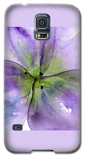Pansy 1 Galaxy S5 Case