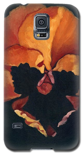 Pansy No.6 Galaxy S5 Case