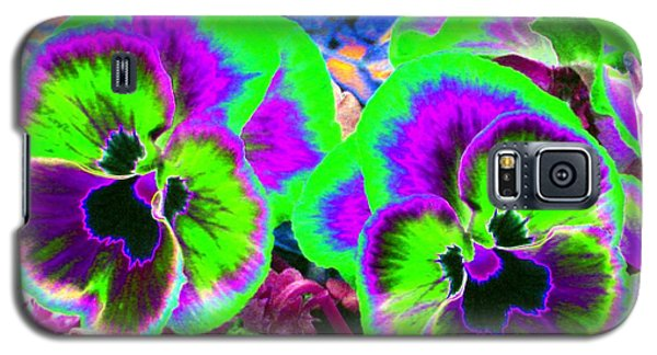 Pansy Power 60 Galaxy S5 Case