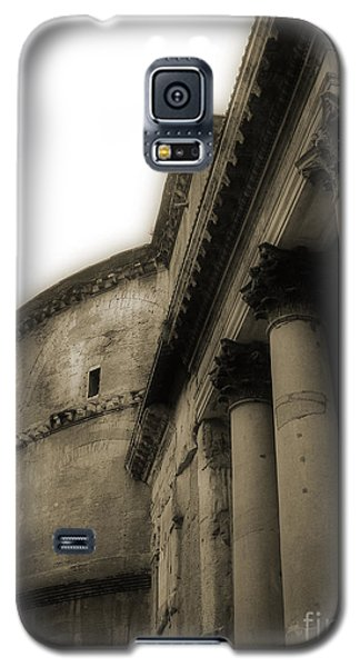 Galaxy S5 Case featuring the photograph Pantheon by Angela DeFrias