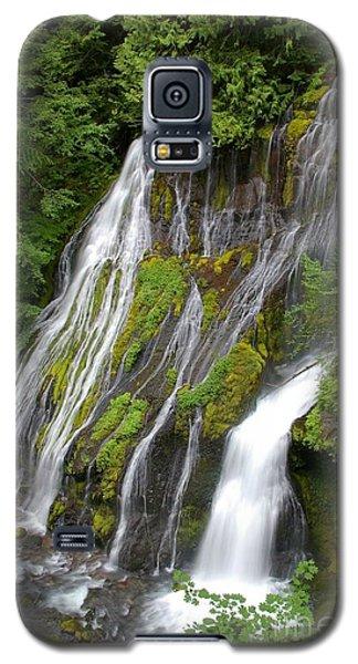 Panther Creek Falls 2- Washington Galaxy S5 Case