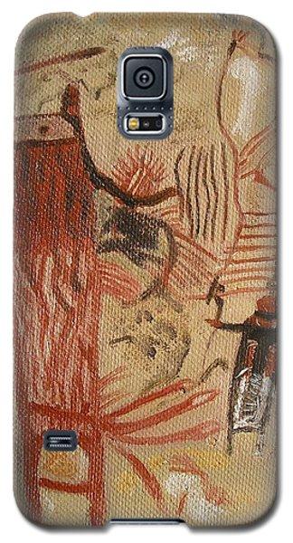 Panther Shaman  Galaxy S5 Case