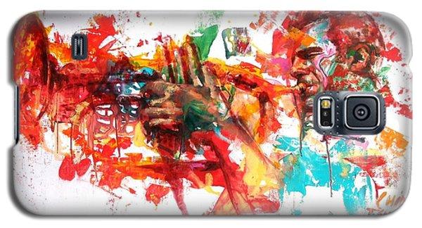 Trumpet Galaxy S5 Case - Paolo Fresu by Massimo Chioccia