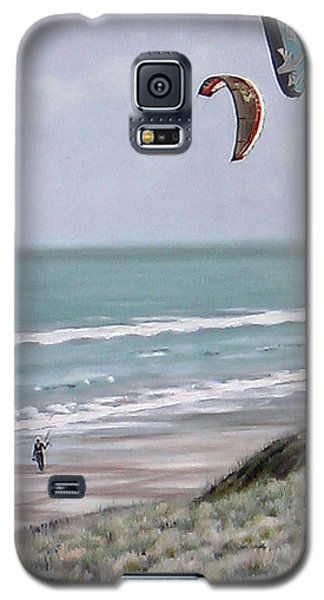 Papamoa Beach 090208 Galaxy S5 Case