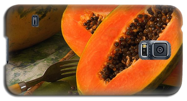 Papaya Galaxy S5 Case