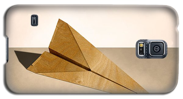 Paper Airplanes Of Wood 15 Galaxy S5 Case