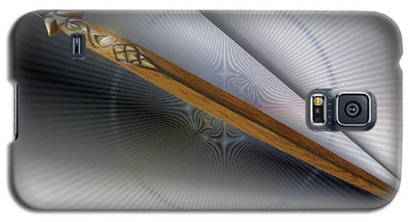 Paper Cut Galaxy S5 Case