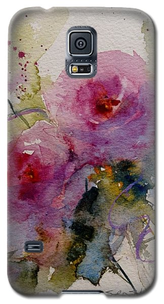 Paper Roses Galaxy S5 Case