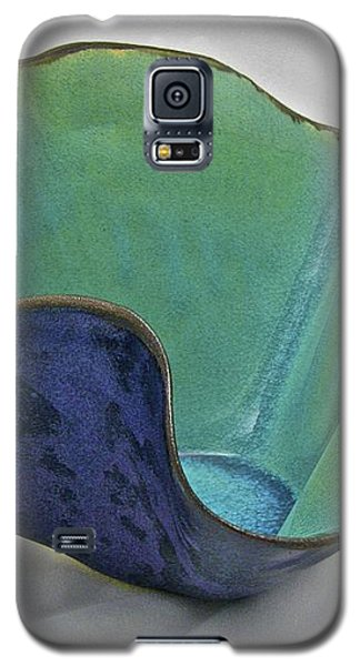 Paper-thin Bowl  09-006 Galaxy S5 Case