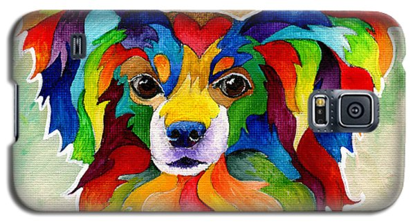 Papillon Galaxy S5 Case by Sherry Shipley