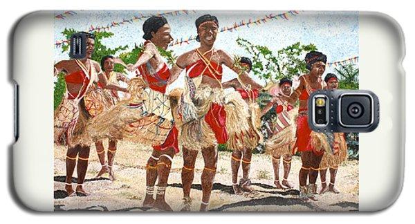 Papua New Guinea Cultural Show Galaxy S5 Case
