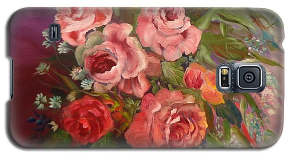 Parade Of Roses Galaxy S5 Case