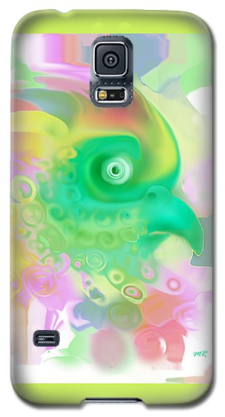 Paradise Bird Galaxy S5 Case by Martina  Rathgens