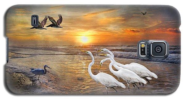Paradise Dreamland  Galaxy S5 Case by Betsy Knapp