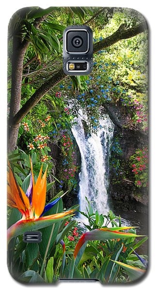 Paradise Falls Galaxy S5 Case by Doug Kreuger