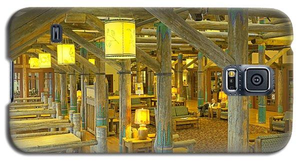 Paradise Inn Lobby Galaxy S5 Case