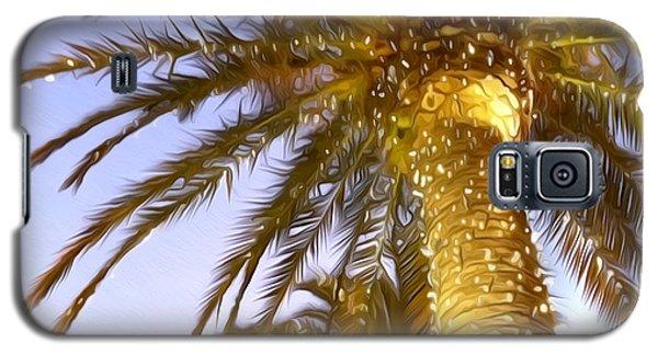 Paradise Palm Galaxy S5 Case