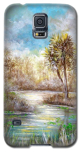 Paradise Galaxy S5 Case by Patrice Torrillo