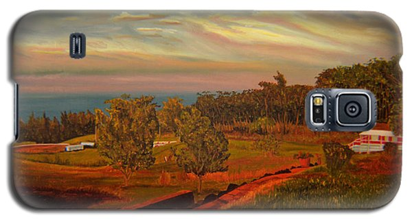 Paradise Road Galaxy S5 Case