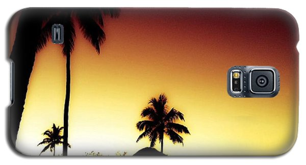 Galaxy S5 Case featuring the photograph Paradise  by Toni Martsoukos