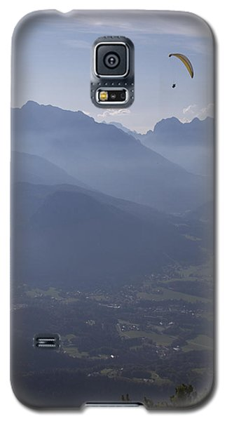 Paraglider's View Galaxy S5 Case