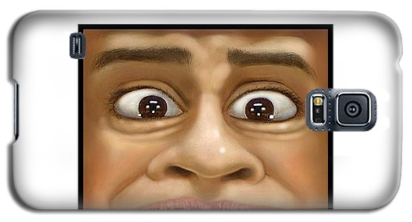 Paranoia Galaxy S5 Case