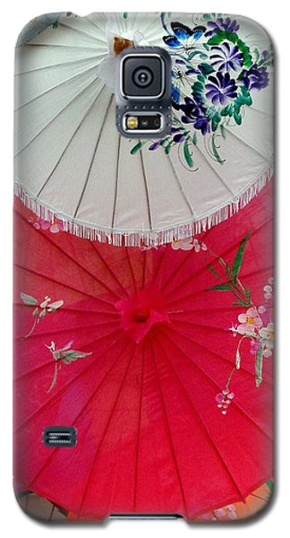 Parasols 1 Galaxy S5 Case