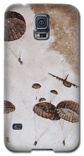 Paratroopers Galaxy S5 Case