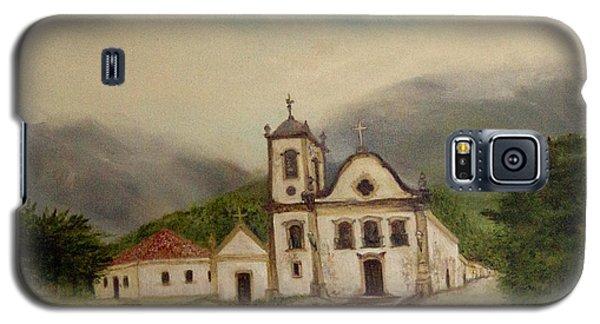 Paraty Church  Galaxy S5 Case