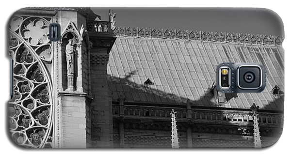 Paris Ornate Building Galaxy S5 Case