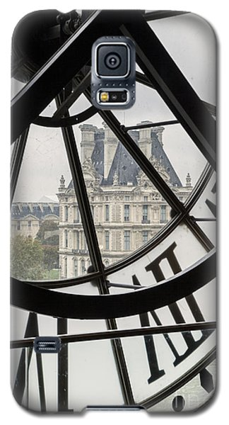 Paris Clock Galaxy S5 Case