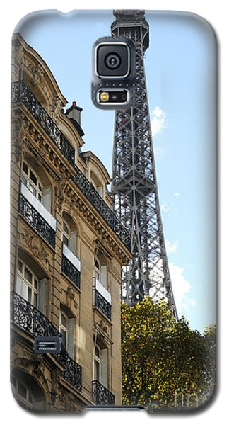 Paris Eiffel Tower Galaxy S5 Case by Haleh Mahbod