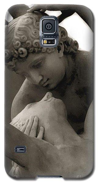 Paris - Eros And Psyche Romantic Sculpture Galaxy S5 Case