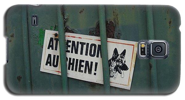 Paris - Farm Dog Galaxy S5 Case by HEVi FineArt