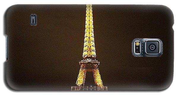 Light Galaxy S5 Case - #paris #france #night #lights by Luisa Azzolini