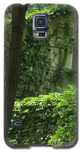 Paris - Green House Galaxy S5 Case