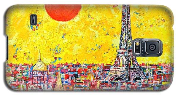 Paris In Sunlight Galaxy S5 Case