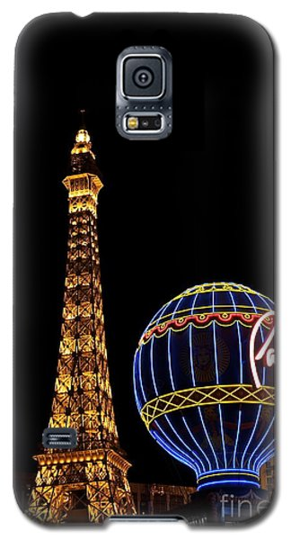 Paris In Vegas Galaxy S5 Case