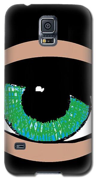 Paris Jackson - Colours Galaxy S5 Case