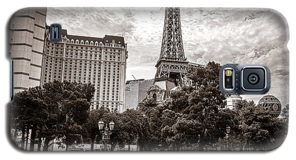 Paris Las Vegas Galaxy S5 Case